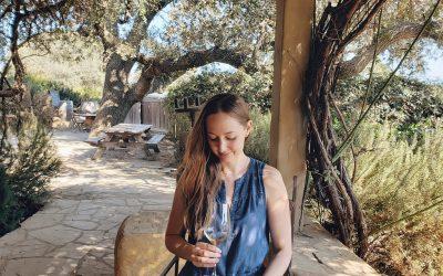 Bread and Wine in Santa Ynez Valley