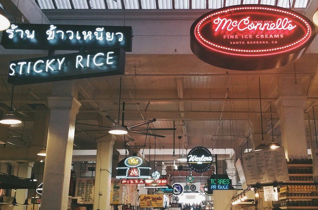 Grand Central Market: Surviving A Global Pandemic