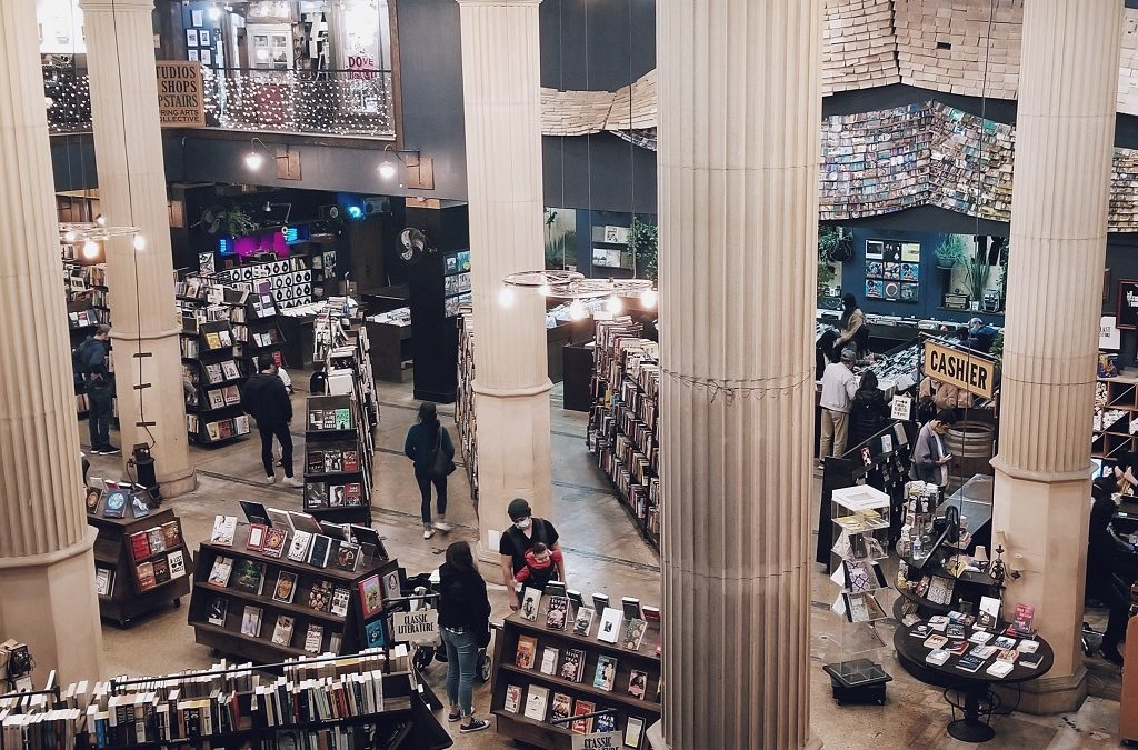 Three Essential L.A. Indie Bookstores